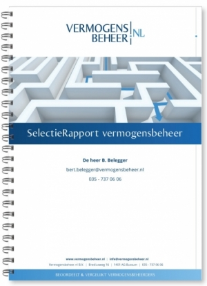 SelectieRapport