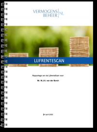 Heeft u mogelijk interesse in een LijfrenteScan?