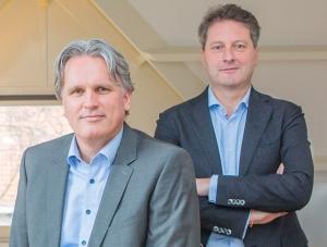 Koen Laarhoven en Jos Leeser - oprichters van Vermogensbeheer.nl